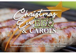 Christmas Eve BBQ