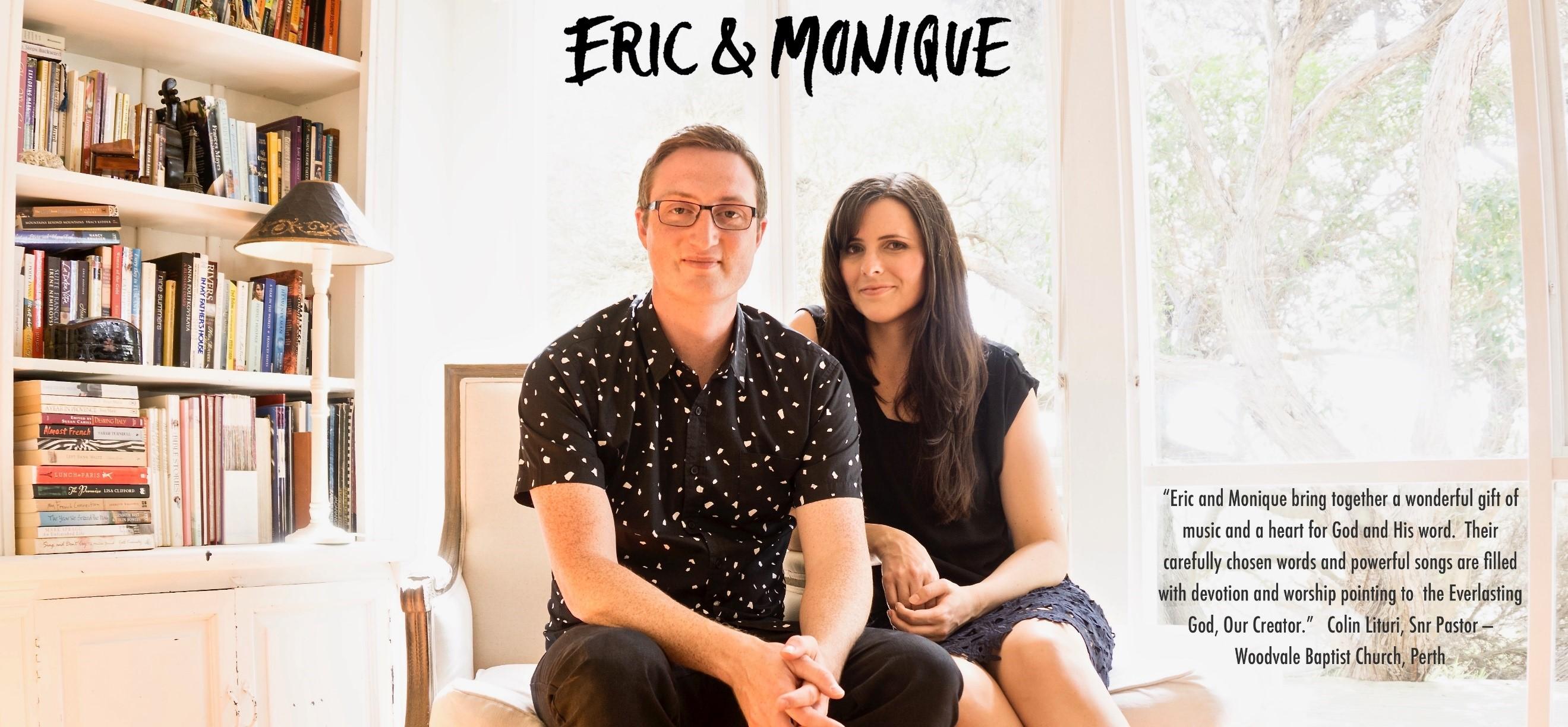 Eric and Monique
