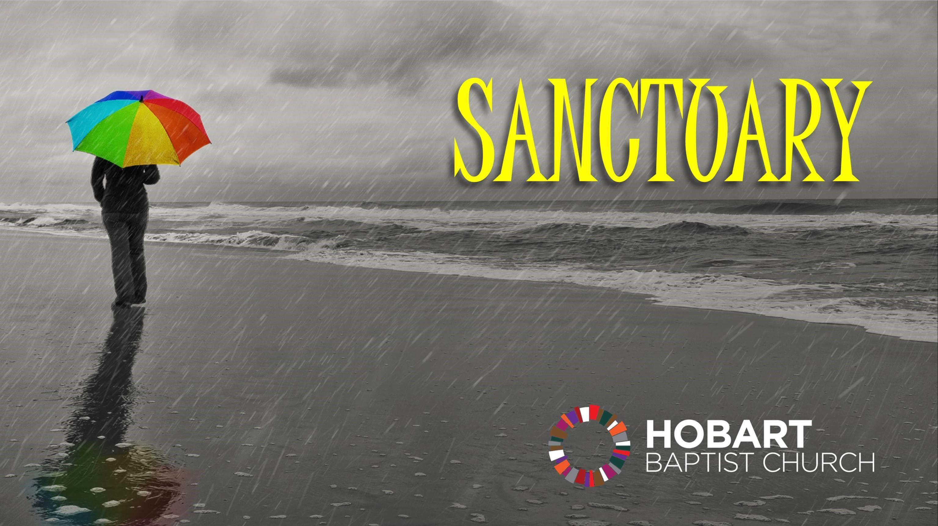 Sanctuary Sunday