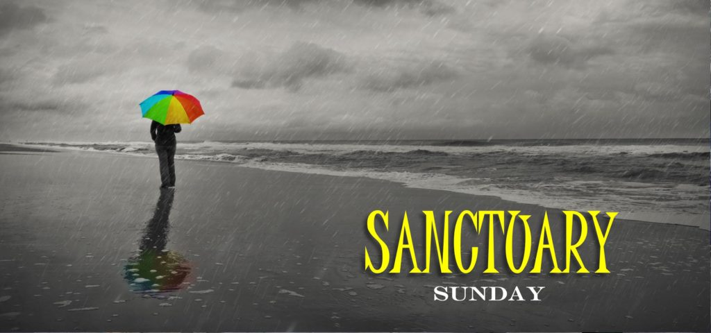 Sanctuary Sunday, March 2018