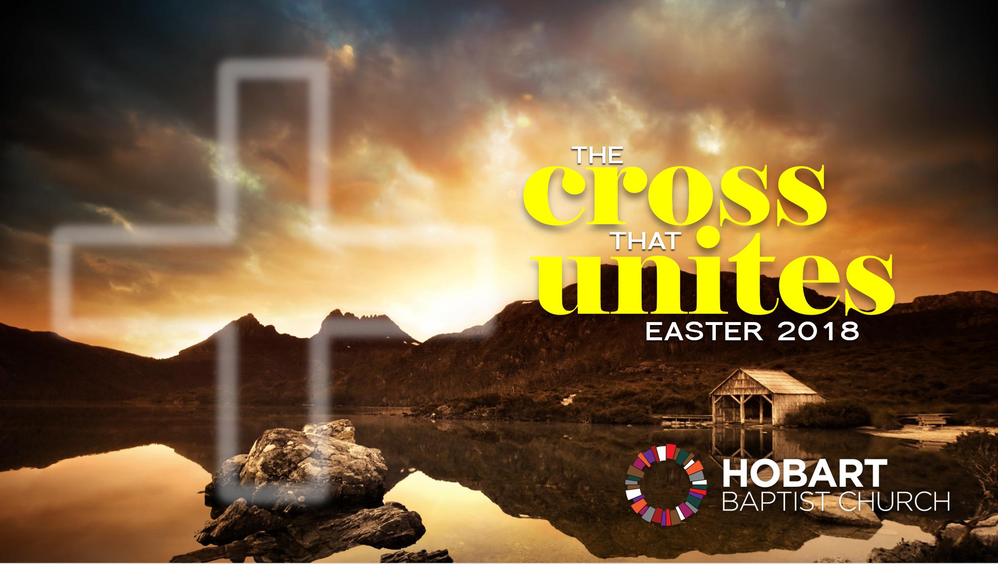 The Cross the Unites