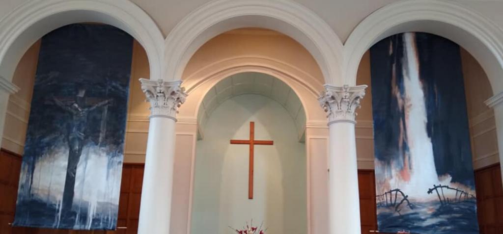 Easter Murals 2020
