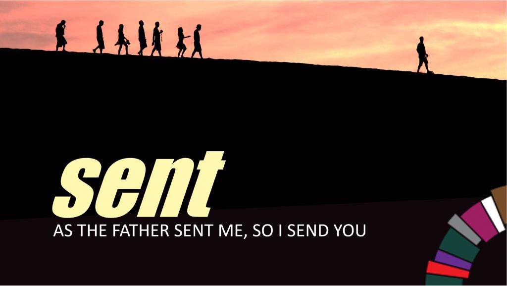 """Sent"" Sermon Series, September 2020"