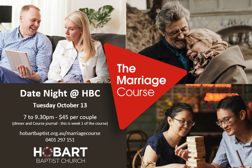 The Marriage Course at HBC