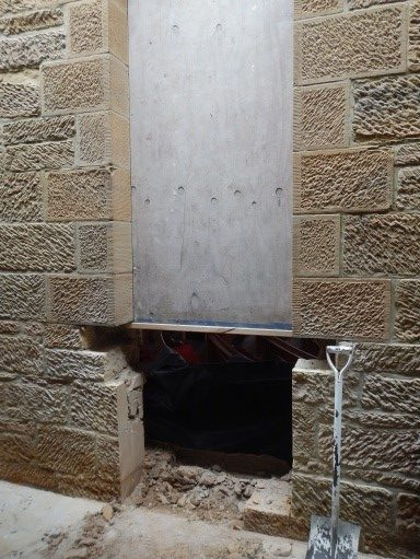 New Door into Church