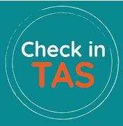 Check in TAS App