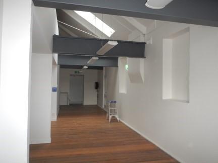 Upper Hall looking towards Lift Lobby