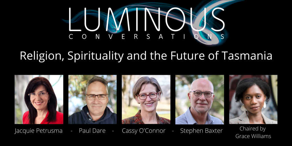 Luminous Conversation - panel