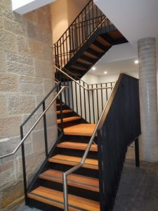 The New Staircase to Level 1